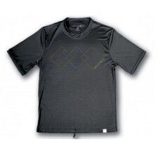 Men's Short Sleeve Watershirt in Black