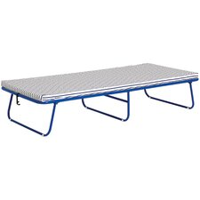Sussi Foam Frame Folding Bed in Blue