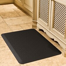 <strong>WellnessMats</strong> Motif-Trellis, Premium Anti-Fatigue Mat