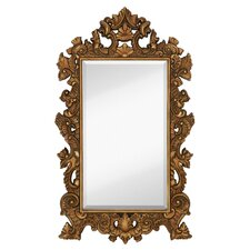 "<strong>Majestic Mirror</strong> 56"" H x 32"" W Traditional Bevel Wall Mirror"