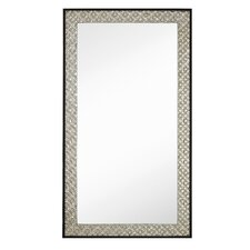 Contemporary Rectangular Floor Mirror