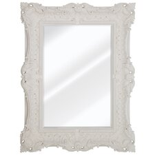 Traditional Beveled Mirror