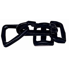 Snaphook Assembly Buckle with Slider (Pack of 2)