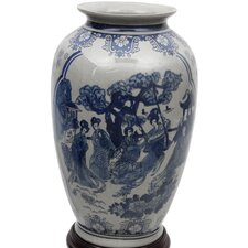 Ladies Tung Chi Vase