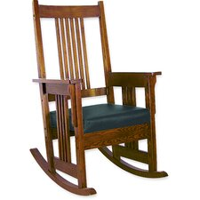 <strong>Oriental Furniture</strong> Rocking Chair