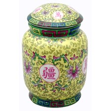 Decorative Tea Canister
