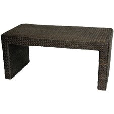 Rush Grass Coffee Table