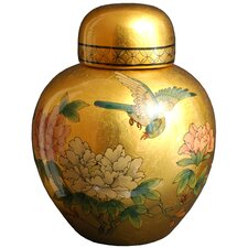 Ginger Decorative Urn