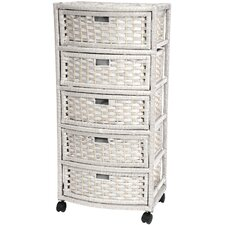 Chest of 5 Drawer