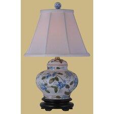 "Porcelain Jar 15"" H Table Lamp"