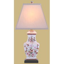 <strong>Oriental Furniture</strong> Porcelain Vase Table Lamp
