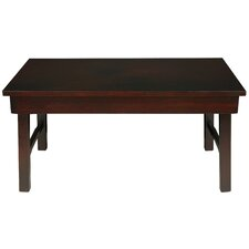 <strong>Oriental Furniture</strong> Rosewood Korean Coffee Table