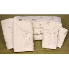 7 Piece Japonica Bath Set