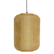 <strong>Oriental Furniture</strong> Taka Japanese 1 Light Hanging Lantern