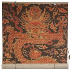 Dragon Design Rayon Roller Blind