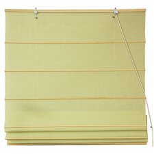 Cotton Roman Shades