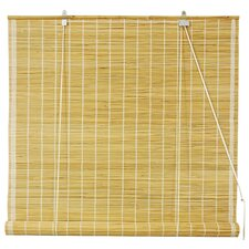 <strong>Oriental Furniture</strong> Matchstick Roller Blind