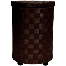 <strong>Oriental Furniture</strong> Laundry Hamper