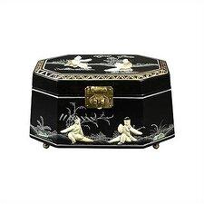 Antoinette Asian Jewelry Box