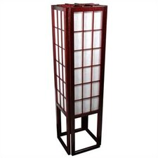 Window Pane Shoji Floor Lamp