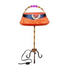 """Shanghai Clutch 21"""" H Table Lamp"""