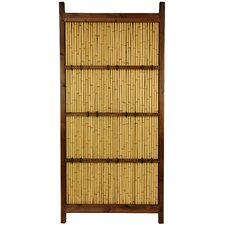 <strong>Oriental Furniture</strong> Japanese Bamboo 6' x 3' Kumo Fence