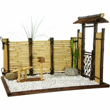 <strong>Oriental Furniture</strong> Zen Mini Garden Sculpture