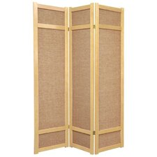 "72"" Jute Shoji Screen in Natural"