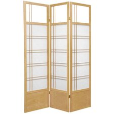 Kumo Classic Shoji Room Divider in Natural