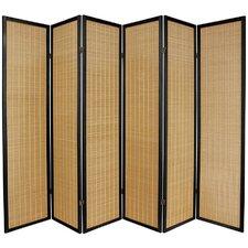 """70"""" x 103.5 Serenity Shoji 6 Panel Room Divider"""
