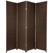 """71"""" x 57"""" All Weather 4 Panel Room Divider"""