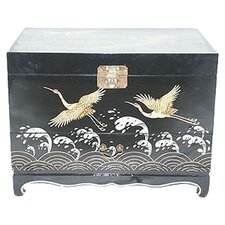 Asian Cranes Flight Trunk