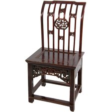 <strong>Oriental Furniture</strong> Chinese Side Chair