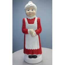 <strong>Union Products</strong> Mrs. Claus Statue