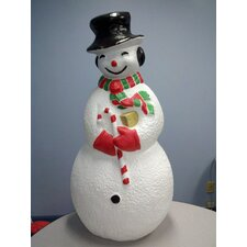 <strong>Union Products</strong> Large Snowman Statue