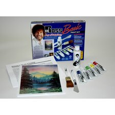 <strong>Weber Art</strong> BOB ROSS BASIC GET STARTED PAINT SET