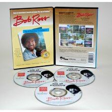 ROSS DVD JOY OF PAINTING SERIES 6. FEATURING 13 SHOWS