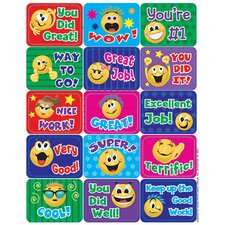 Emoticons Success Stickers