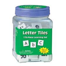 Letter Tiles Upper & Lower 176/pk