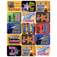 Movie Motivational Success Stickers