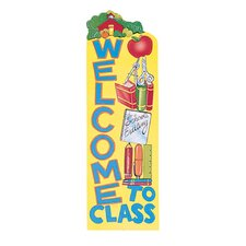 Banner Welcome To Class 12 X 45