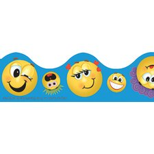 Emoticons Deco Trim