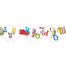 Dr Seuss Abcs Deco Trim