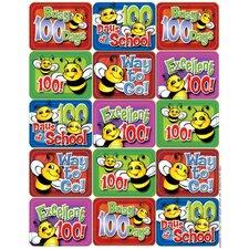 100 Days Of School Bees Success