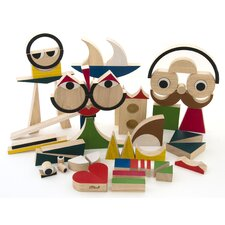 <strong>Miller Goodman</strong> PlayShapes (Set of 74)