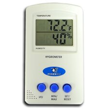 Digital Hygrometer Thermometer