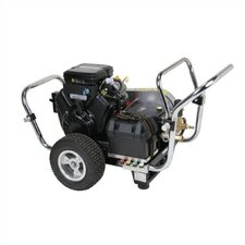 <strong>Simpson</strong> Water Shotgun 4000 PSI Cold Water Electric Start Gas Powered Pressure Washer w/ Vanguard Engine (Belt Drive)