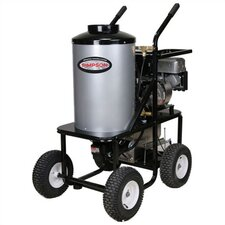 King-Brute 3000 PSI Gas Powered Hot Water Pressure Washer