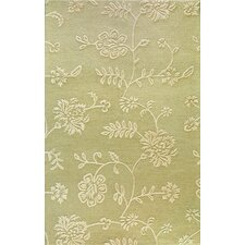 Verona Light Green Rug
