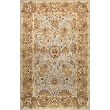 <strong>Bashian Rugs</strong> Wilshire Ratna Light Blue Rug
